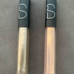 NARS MULTI-USE LIP GLOSS STAR BABE AND FIRST TIME